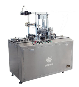 DVD VCD CD Box Packing Machine